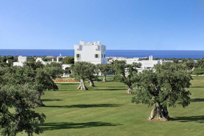 Exclusive wedding venue in Apulia