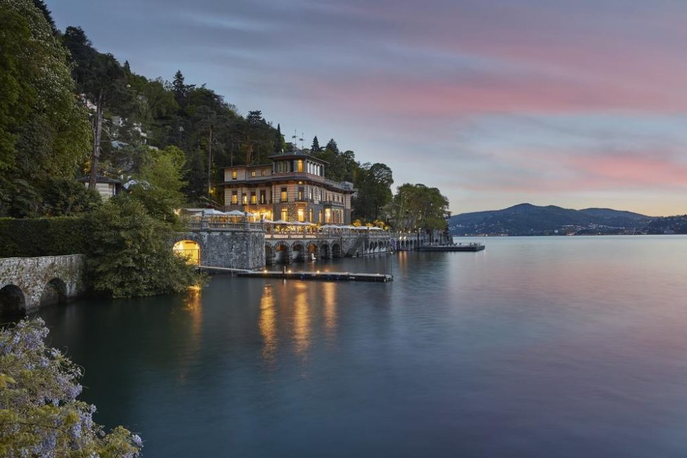 Exclusive Hotel on the Como Lake