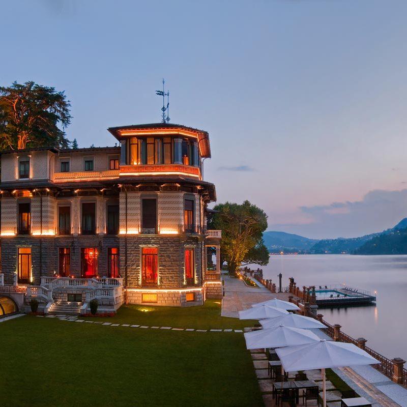 Exclusive-hotel-Como-Lake
