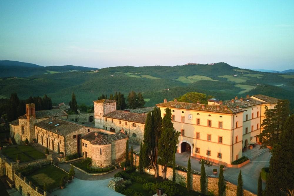 Esclusivo castello per matrimoni in Toscana
