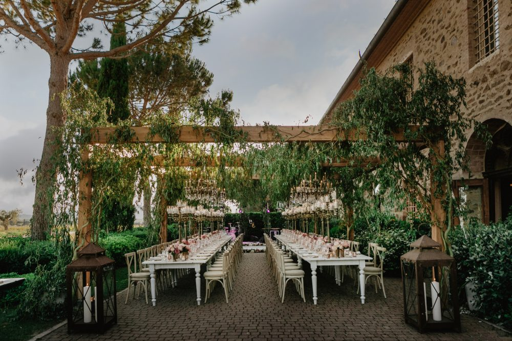 Elegante resort per matrimoni in Italia