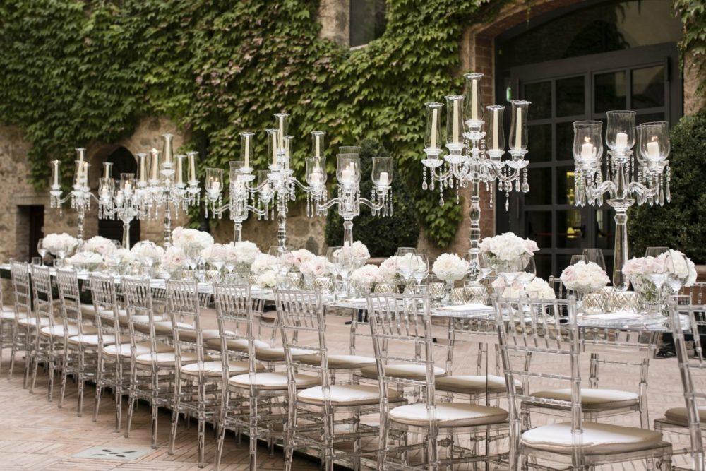 Castello per matrimoni in Toscana