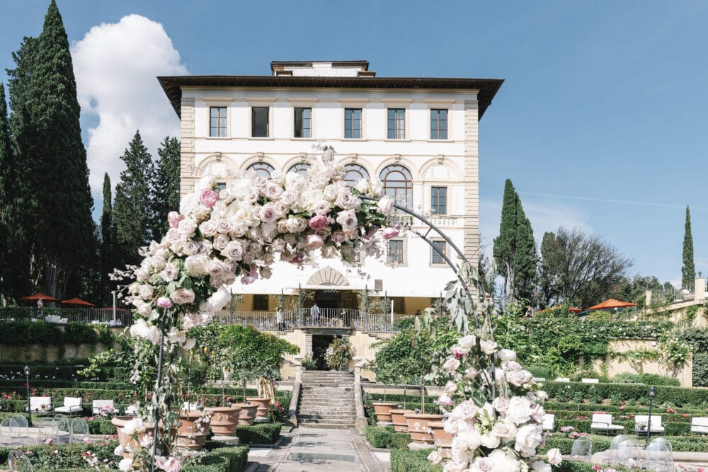 Wedding Hotel in Florence