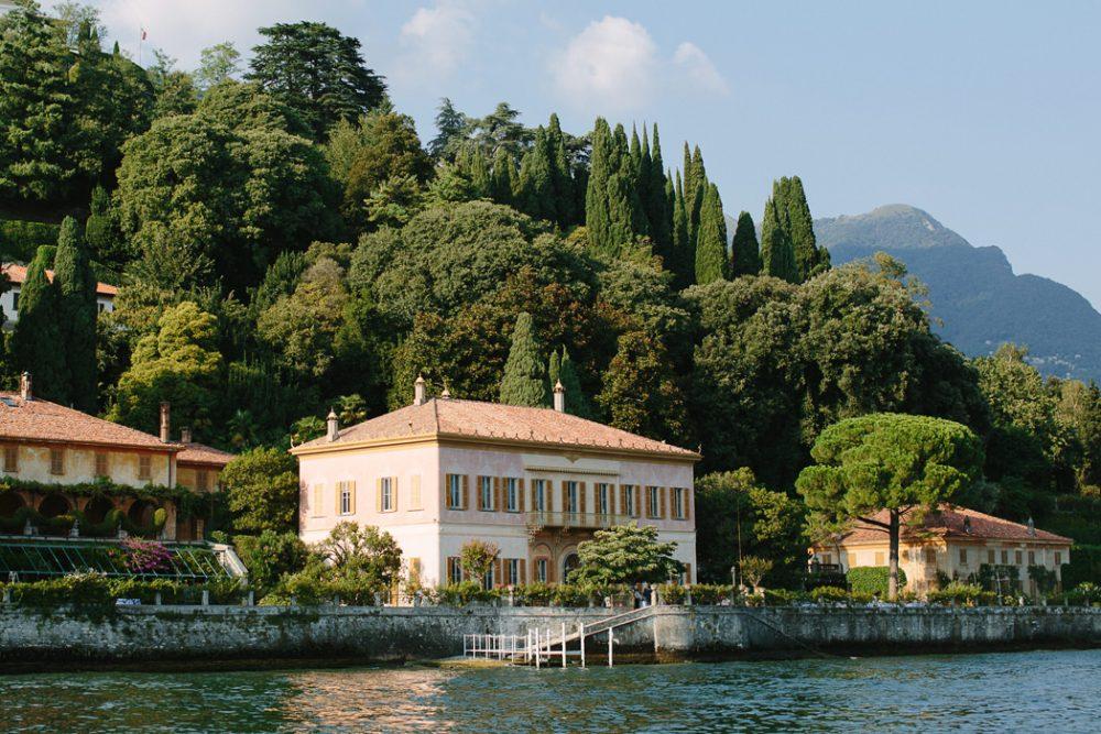 Wedding Villa on the Lake Como