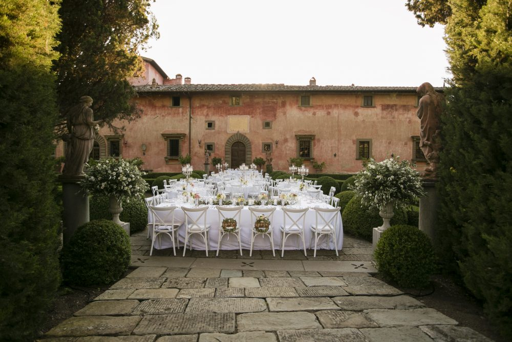 Wedding Villa in Chianti