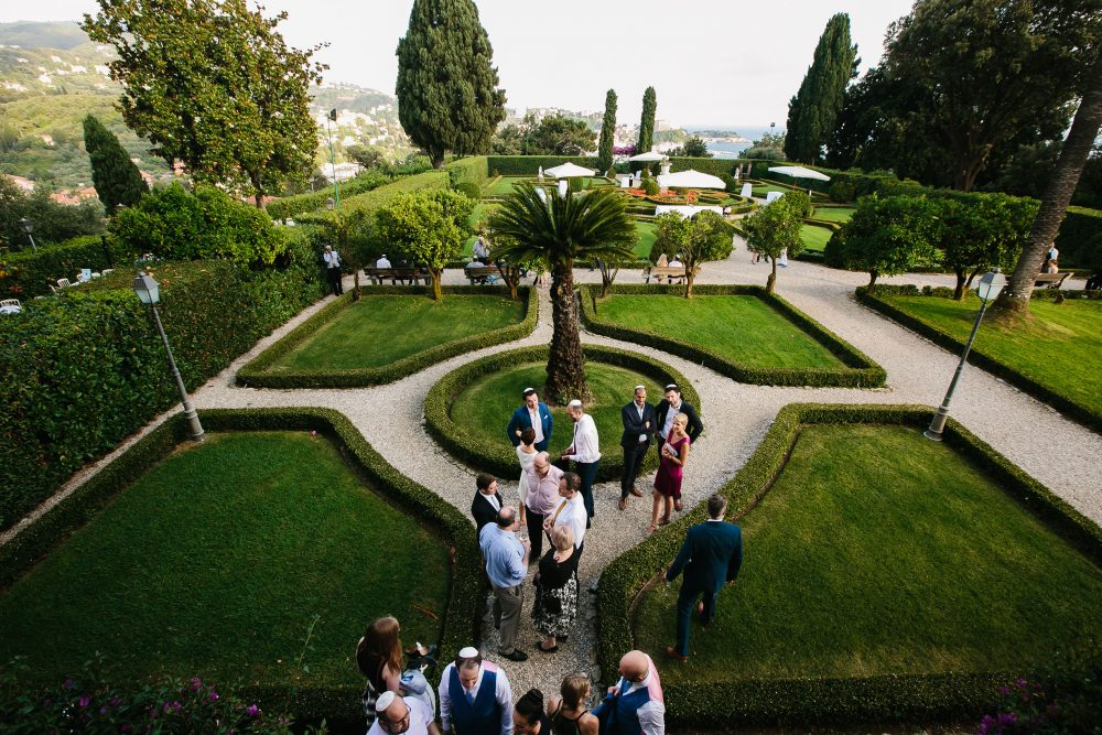 Wedding Villa in Italian Riviera