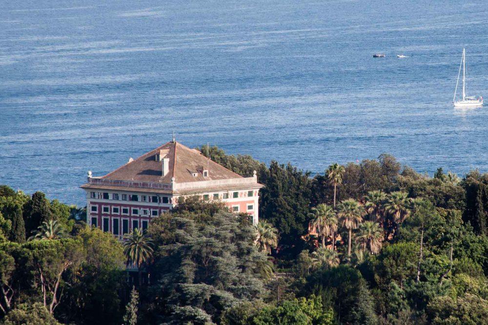 Wedding Villa in Portofino