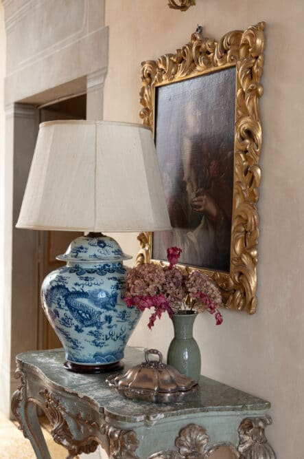 details indoor room villa tuscany elegant wedding