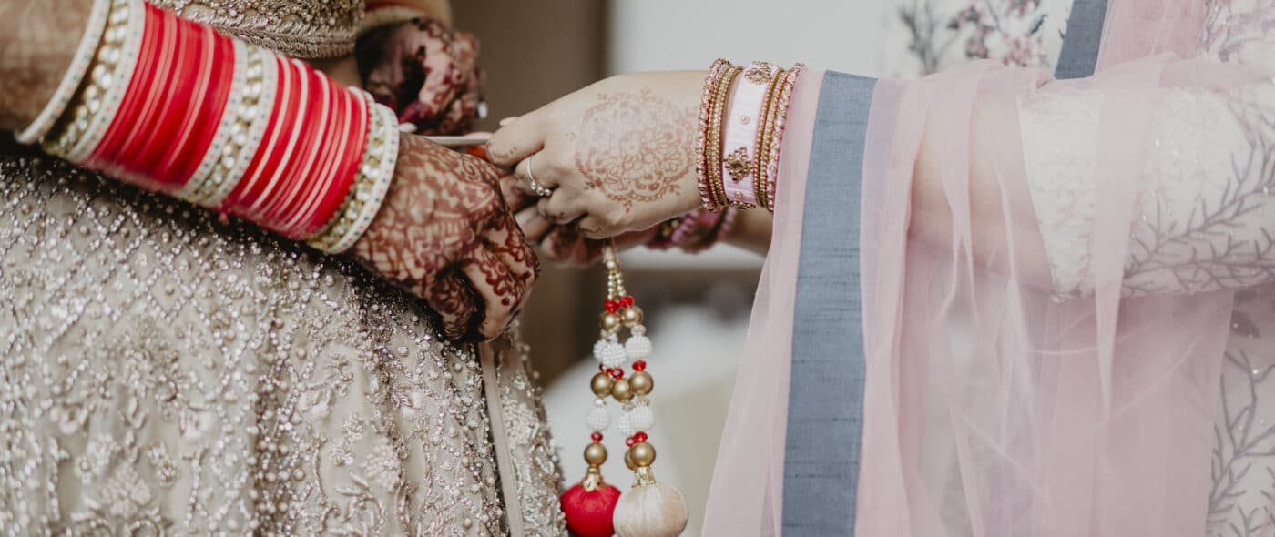 Details of a indu wedding