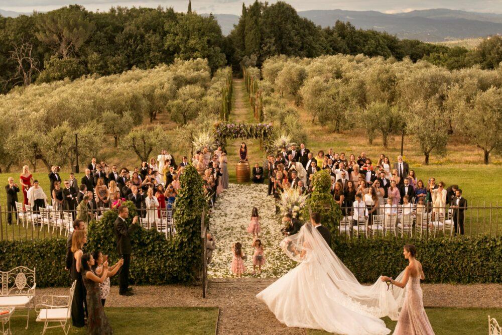 Elegant Wedding Villa in Italy