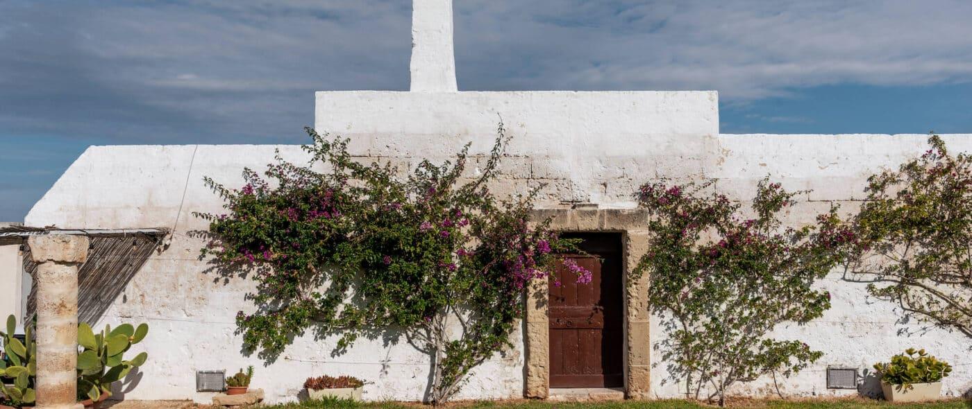 garden wedding venue in apulia