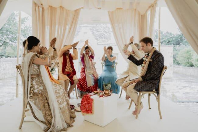 Hindu ceremony traditions