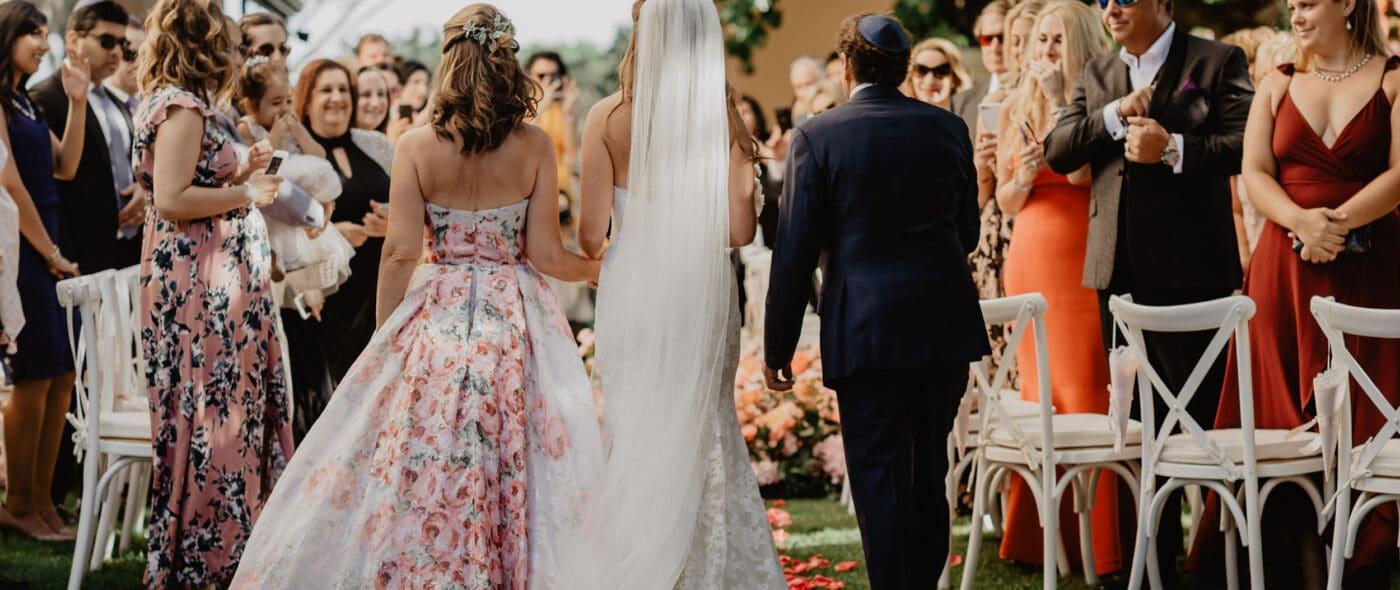 Jewish wedding in Luxury Resort
