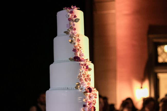 lebanese wedding cake decor