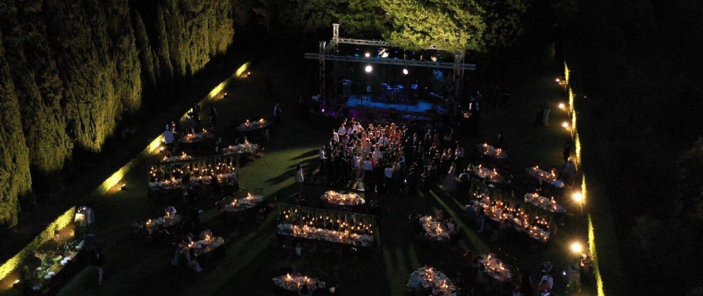 Lebanese wedding in Tuscany (Italy) trailer