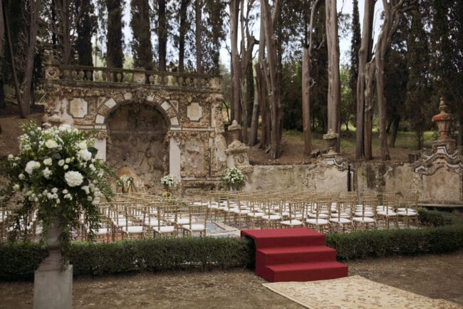 Luxury indian iranian wedding