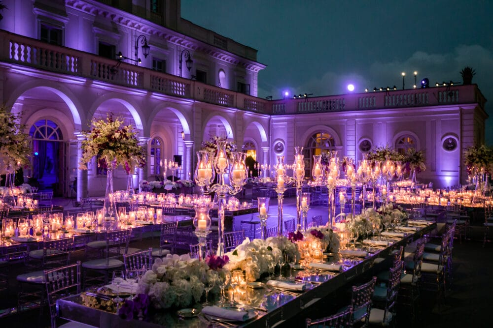Wedding Villa in Rome