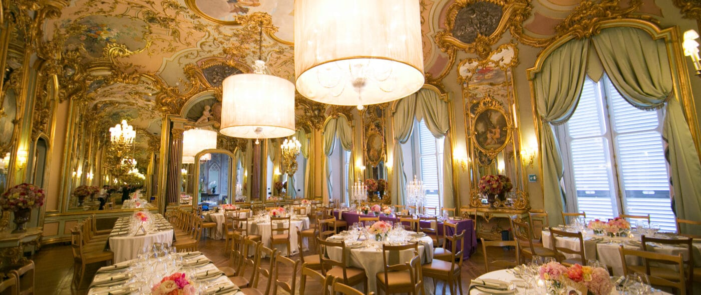 Video of a luxury wedding in Florence