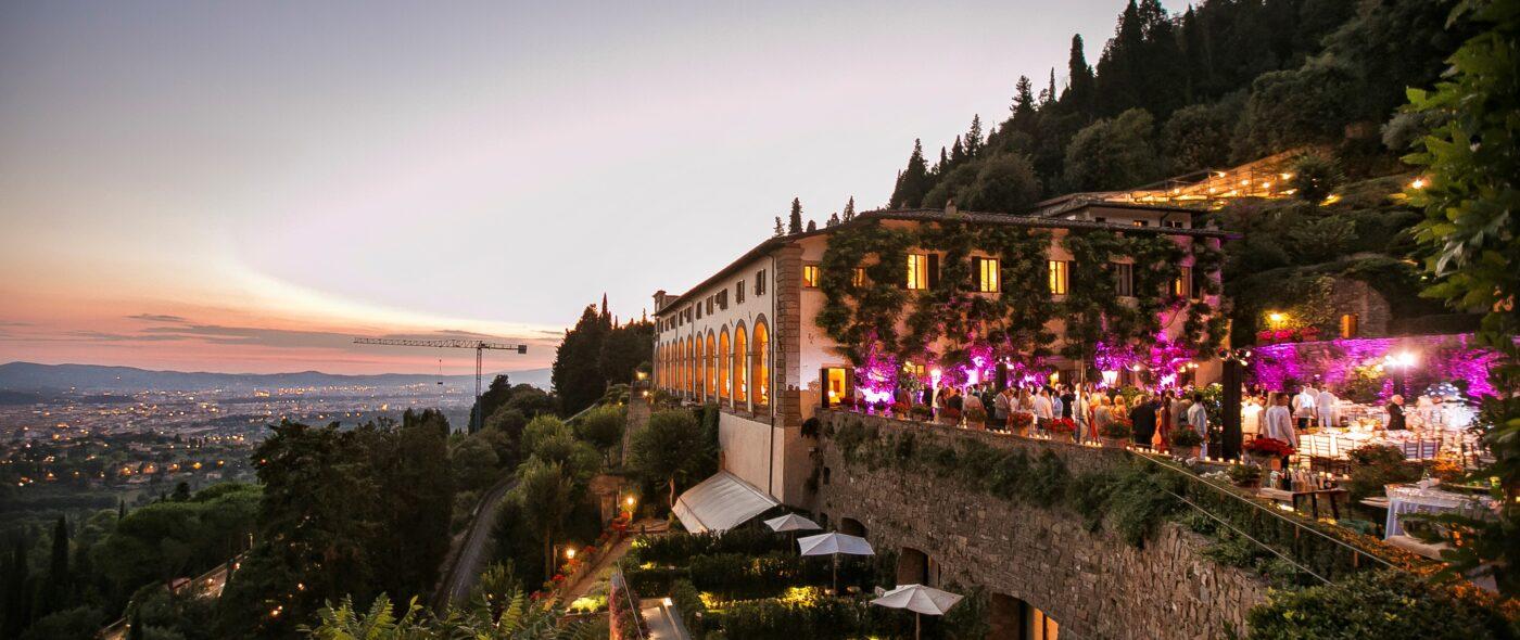luxury wedding venue in italy
