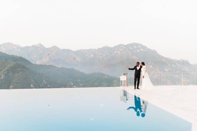 Luxury wedding venue in Ravello