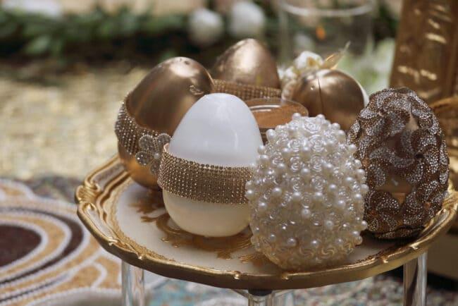Persian wedding decorations