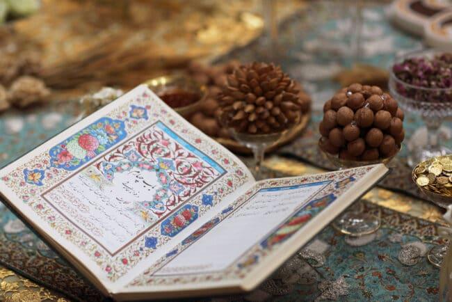 Persian wedding officiant script