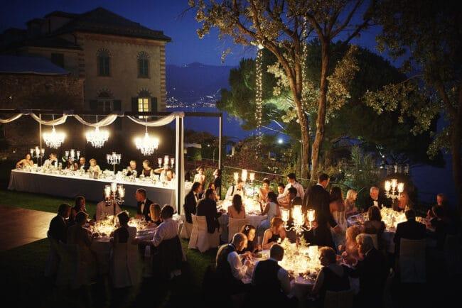 Wedding venue in Portofino for luxury weddings