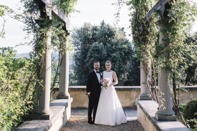 Hotel in Florence with romantic wedding spots