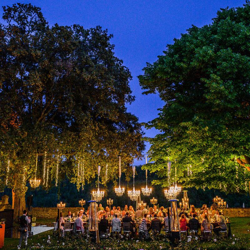 romantic wedding tuscany villa