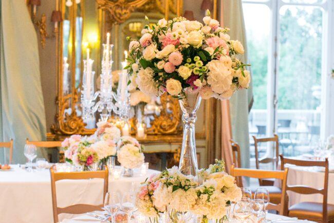 table decors luxury villa in tuscany