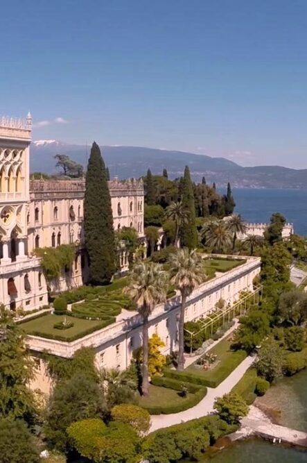 Luxury wedding venue Garda Lake