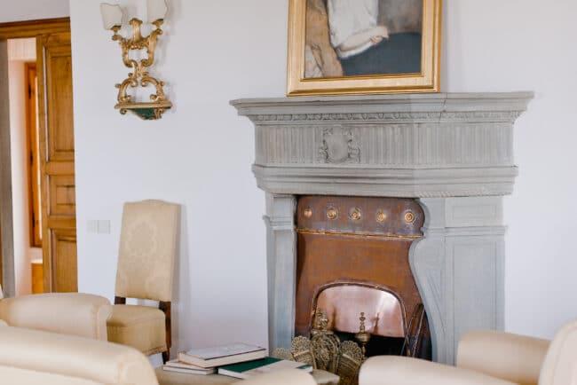 wedding villa florence view indoor