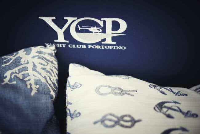 Welcome party yachting Club in Portofino