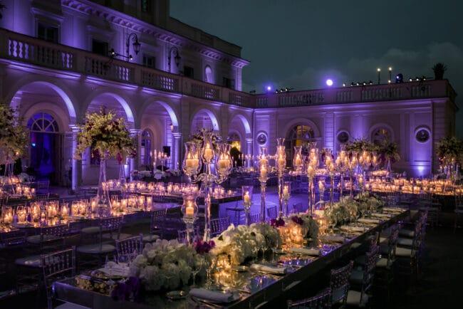 Luxury wedding venue in Rome