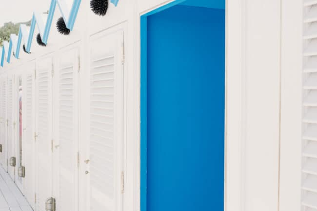 Riccio blu sea cabins Capri