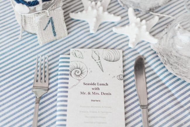 Amalfi wedding invitations