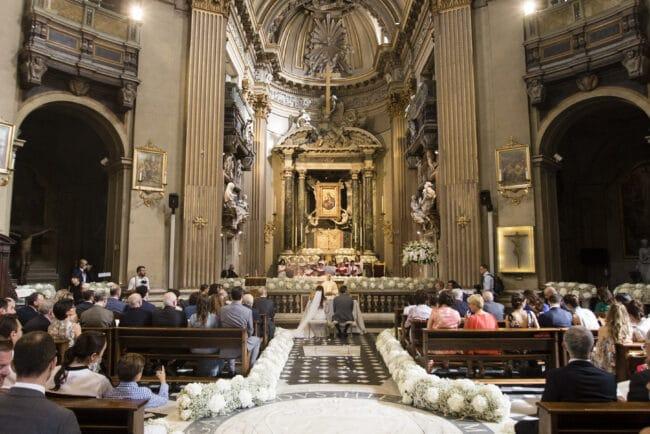 Beautiful church Rome