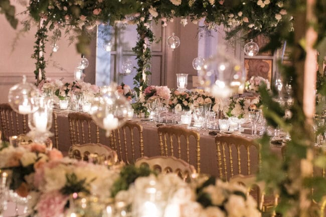 Details of tablesetting