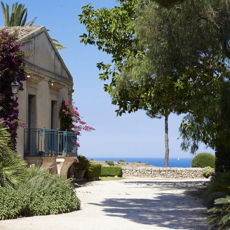 Luxury Sicily Wedding Venue