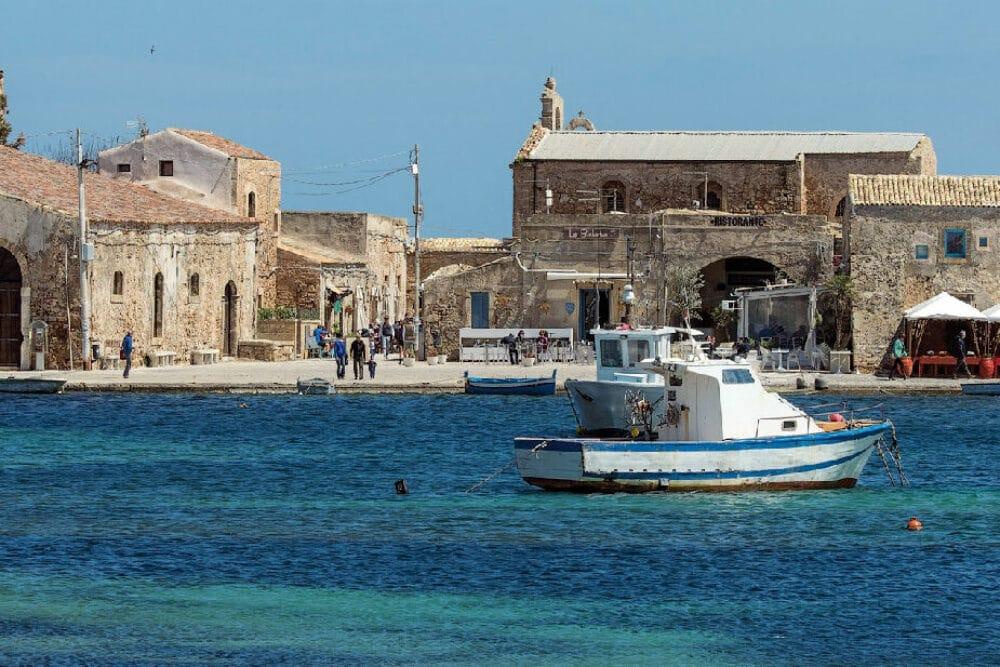 Matrimonio a Marzamemi in Sicilia