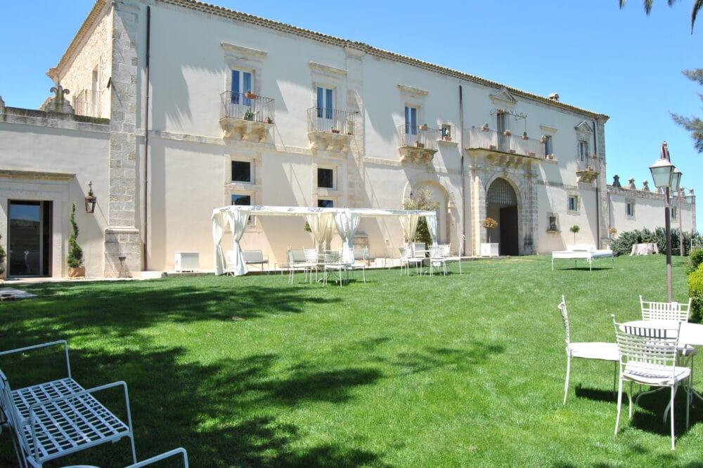 Location per matrimoni in Sicilia