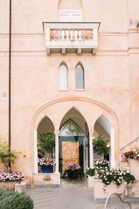 Ravello town hall