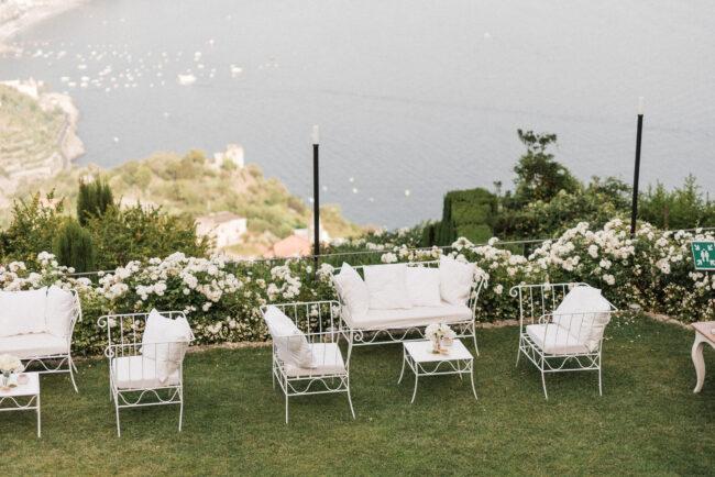 Ravello wedding villa