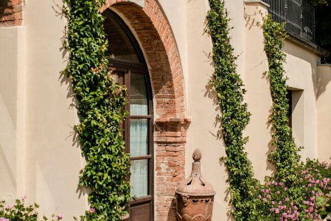 Rustic Tuscany villa