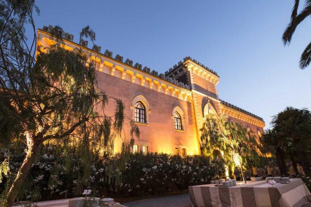 Esclusivo castello per matrimoni in Sicilia