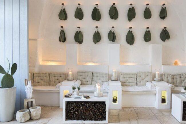 details indoor luxury masseria