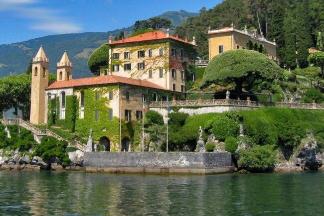 Villa del Balbianello, a gorgeous wedding villa at Lake Como