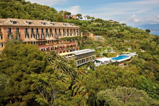 Luxury resort for weddings in Portofino
