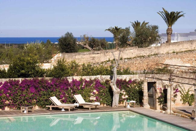 Luxury resort puglia wedding