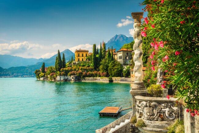 Exclusive Wedding Villa Como Lake
